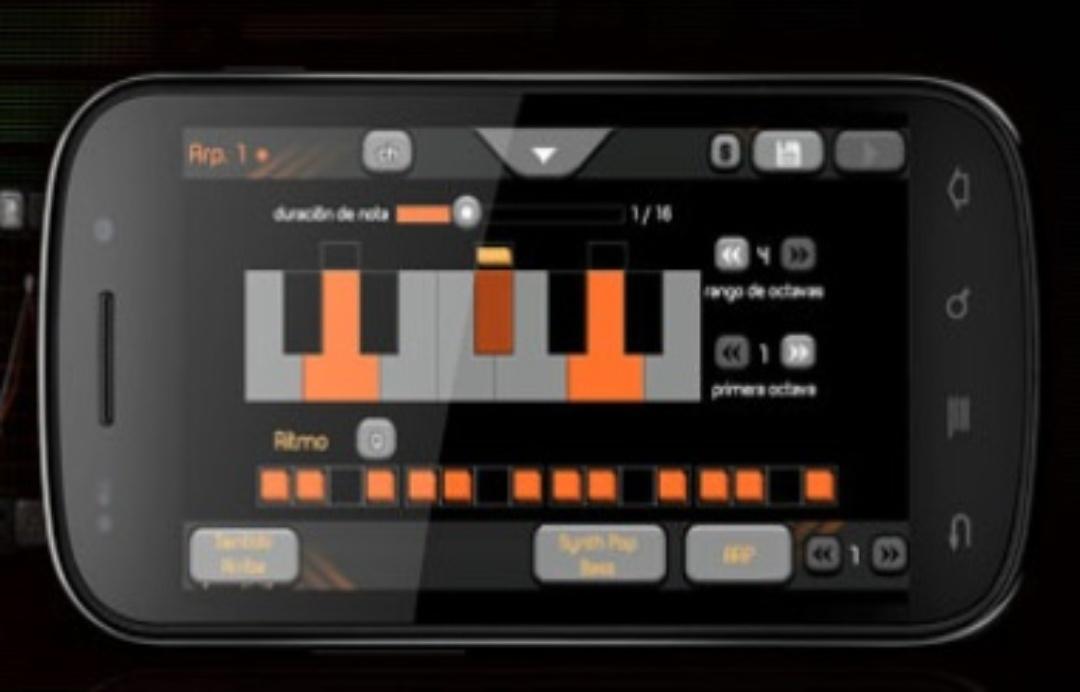 Aplikasi pembuat music di smartphone